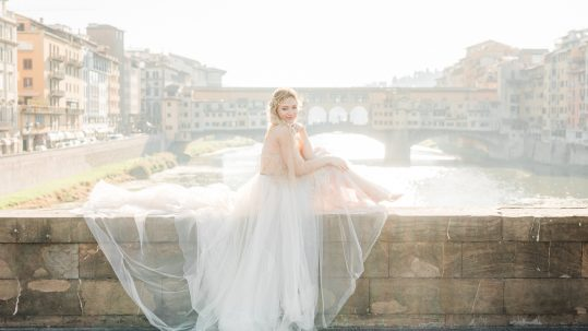 Wedding photographer in Italy